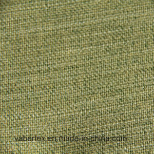 Plain Dyed Home Textile Upholstery Chair Bedding Sofa Fabric pictures & photos