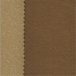 Synthetic PU Leather for Making Living Room Sofa Furniture pictures & photos