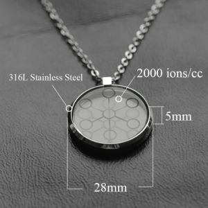 Hottime Latest Chi Pendant with Quantum Scalar Energy (30027) pictures & photos