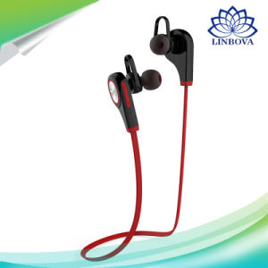 New Mbh6 Bluetooth Headphones 4.1 Wireless Portable Earphone Stereo Sports Earphone with Mic Apt-X for Smartphones pictures & photos