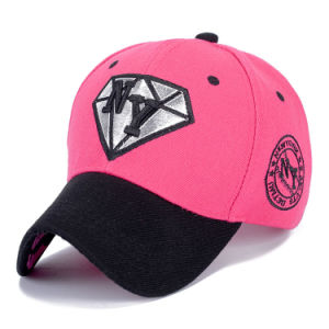 Fashion Ny Embroidered Acrylic Baseball Cap (YKY3453) pictures & photos