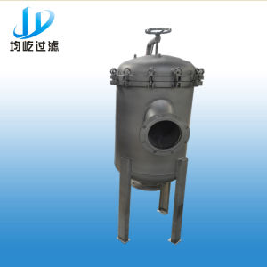 Stainless Steel Cartridge Filter Housing for Beer pictures & photos