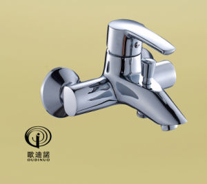 Oudinuo Brass Body Single Lever Kitchen Faucet&Mixer 69219 pictures & photos