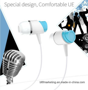 GM4 Sport 3.5mm in-Ear Headphone Earphone for iPhone Samsung with Mic pictures & photos