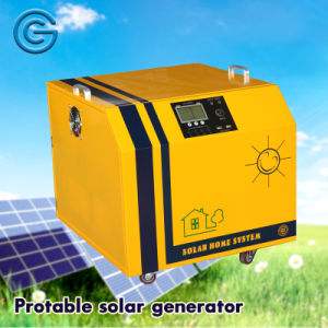 1000W/200ah/220V AC Renewable Solar Panel Home Lighting Power/Energy System pictures & photos