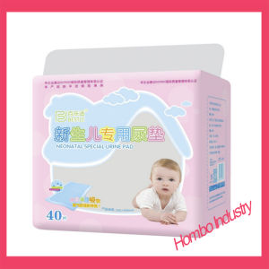 Plastic Baby Diaper Packaging Bag pictures & photos