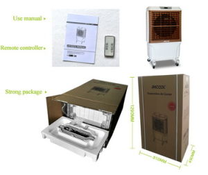 Household Type Air Conditioner Fan (JH168) pictures & photos