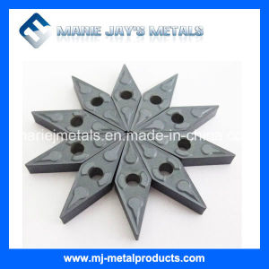 High Quality Tungsten Carbide Turning Inserts Made in China pictures & photos