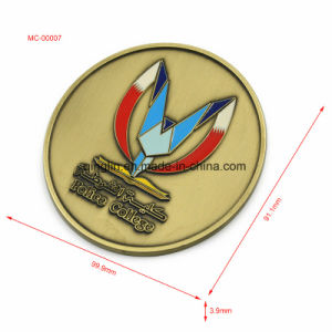 Custom Round Shape Medals for Souvenir Gift pictures & photos