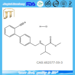 N-[ (2′-Cyano[1, 1′-biphenyl]-4-yl) Methyl]-L-Valine Methyl Ester Hydrochloride CAS 482577-59-3 pictures & photos