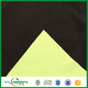 Windbreaker Polar Fleece Polyester TPU Windproof Bonded Fabric pictures & photos