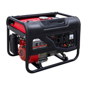 3kw Manual Portable Gasoline Generator / Power Generator /Petrol Generator pictures & photos