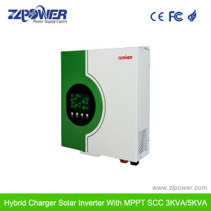 High Frequency Pure Sine Wave Hybrid Charger Solar Inverter pictures & photos