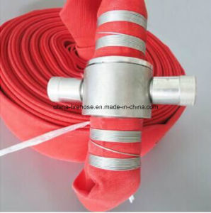 "2"" PVC/TPU/EPDM/Rubber Lining Fire Fighting Hose pictures & photos"