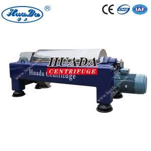 Lw Horizontal Continuous Decanter Centrifuge pictures & photos