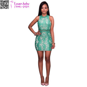 Women′s Summer Sexy Party Mini Dress L28227-3 pictures & photos