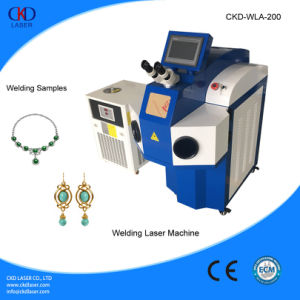 Professional Supply Jewelry Machine Laser Welding Machine pictures & photos