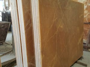Top Quality Biggest Factory Orange Onyx Marble Slabs pictures & photos