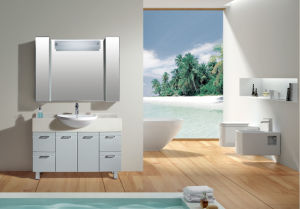 Fog-Proof Bathroom Mirror Cabinet (120/T31)