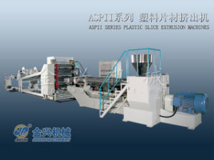Plastic Sheet Extruder (ASPII120-1300) pictures & photos