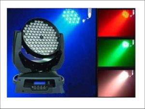 108x3W RGB LED Moving Head Whsher Light