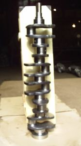 Engine Parts Crankshaft for Volvo Td103 pictures & photos