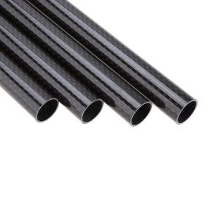 Carbon Fiber Tubes/ Pipes 100mm Diameter Carbon Fiber Pipes pictures & photos