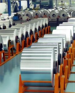 Aluminum Finstock (Foil)