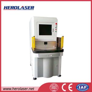 High Precision PCB Board Laser Marking Drilling Machine pictures & photos