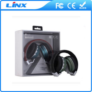 2016 Hot Selling High Quality New Fashion Foldable Durable Custom Color Wireless Super Bass Stero Bluetooth Headphone pictures & photos