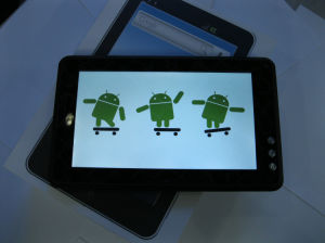 """7""""Android2.2 Tablet PC MID 3G and GSM Cell Phone (Q-703)"""