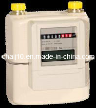 IC Card Prepayment Prepaid Gas Meter, AMR, GPRS Wireless (G1.6, G2.5, G4) pictures & photos