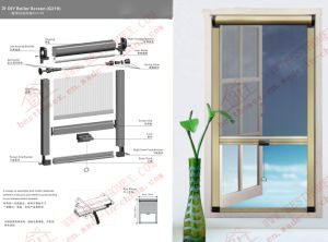 High Quality Retractable Roller Mosquito Net (BHN-R01) pictures & photos