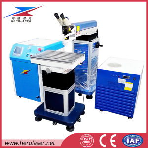 Cheap Price 200W/ 400W Standard Laser Spot Welding Machine for 200kgs Mold pictures & photos