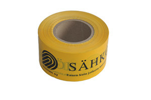 Caution Warning Tape with Printing pictures & photos
