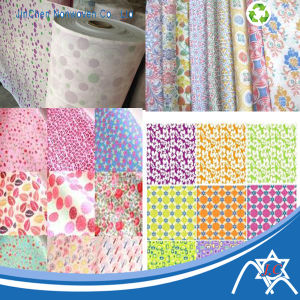 Printed PP Spunbond Nonwoven Fabric Jinchen001 pictures & photos