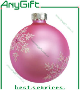 Christmas Bauble with Customized Color 16 pictures & photos