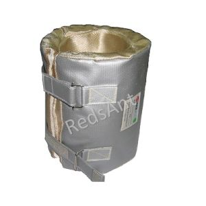 Thermal Insulation Blanket for Heater Band, Pipes, Valve, Elbow, Flange & More pictures & photos