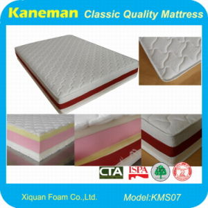 High Quality Comfortable Memory Foam Mattress pictures & photos