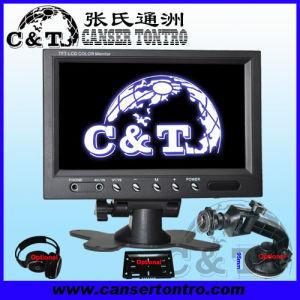 Car Stand Alone Dash Board Digital LED Monitor Auto Reverse (SA7G)