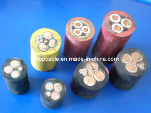 Rubber Sheathed Flexible Cable pictures & photos