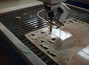 CNC Waterjet Machine, CNC Waterjet Cutter pictures & photos