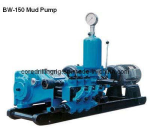 Triplex Piston Single-Acting Mud Pump (BW-150) pictures & photos