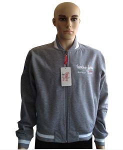 Men′s Custom Fleece Sweatshirt Fleece Jacket pictures & photos