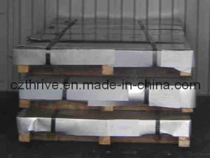 Galvanized Steel Plate Hot Dipped Zinc Coated Steel pictures & photos
