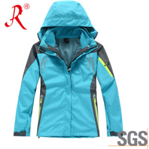 Cheap Women Ski Clothes for Sale (QF-6166) pictures & photos
