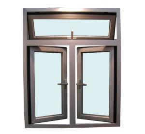 Aluminum Casement Window with Latest Design (pH-6602) pictures & photos