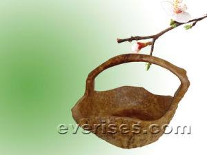 Root Carving Basket