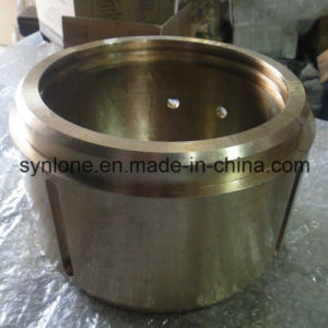 Customized Centrifugal Casting and Precision Machining Bronze/Copper Bushing pictures & photos