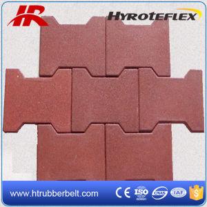 200*160mm China High Quality Mini Dog Bone Rubber Flooring